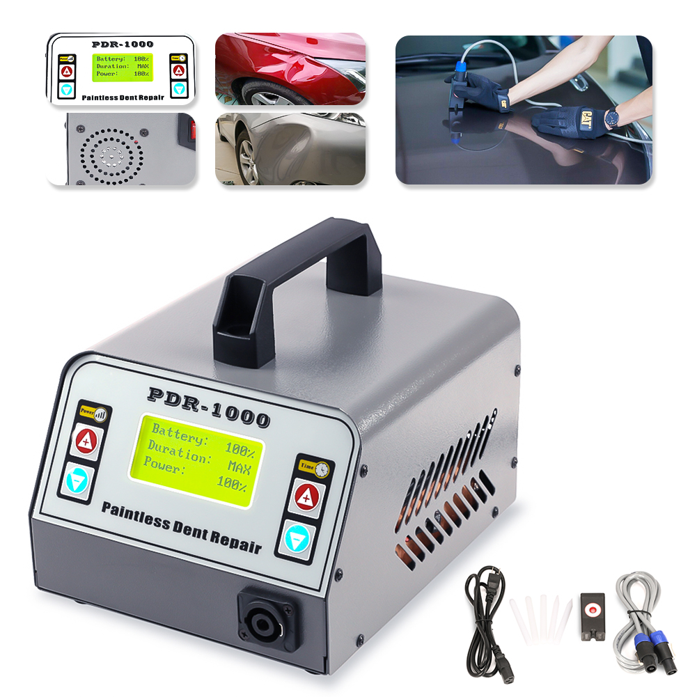 Car Paintless Dent Repair Remover Bod Body HotBox Tool Dents 1000W Heater 110V