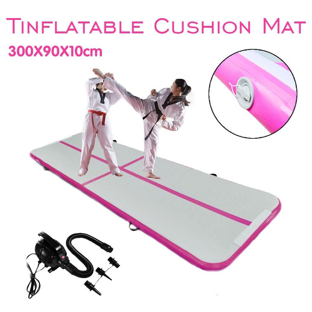 turnmatte air track turnen 3m gymnastikmatte tumbling. Black Bedroom Furniture Sets. Home Design Ideas