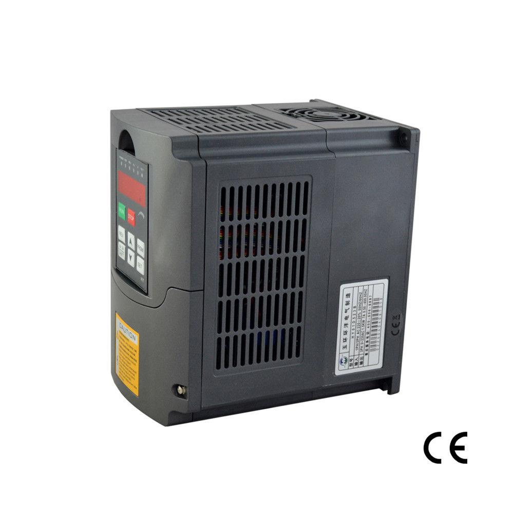 1 5kw Er11 65mm Durchmesser Air Cooled Spindel Amp Vfd