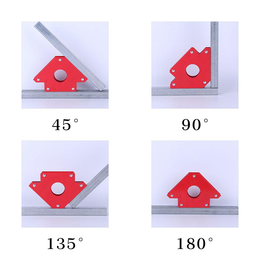 "Qty-2 5/"" Magnetic Welding Holder 75lb Strength Welding Soldering Arrow"