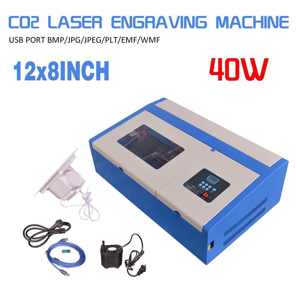 Printing & Graphic Arts Other Sign Making Supplies Supply 30pcs 40w Co2 Laser Engraver Cutter Usb Cnc Cutting Engraving K40 Wholesales